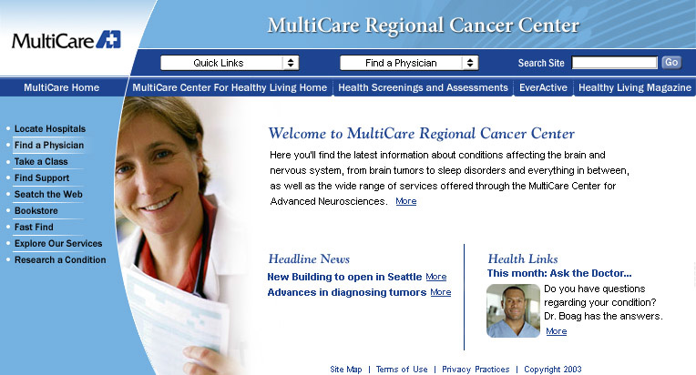 MultiCare Cancer Center